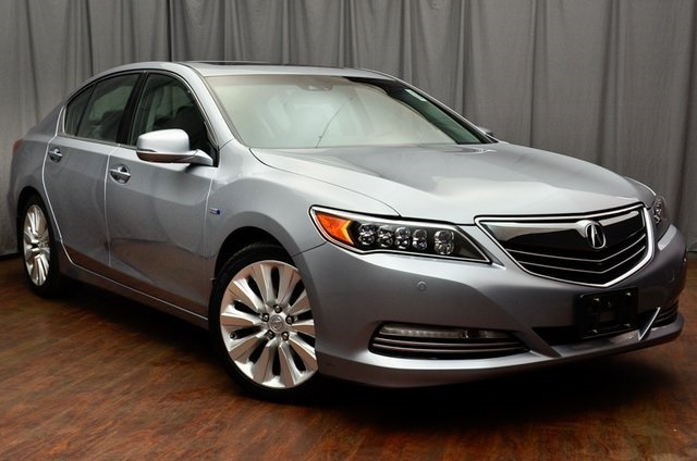 Pre Owned 2017 Acura Rlx Sport Hybrid Sh Awd With Advance Package 4d Sedan In Manchester L22209 Mungenast St Louis